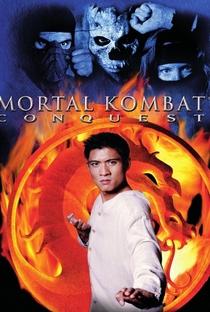 Mortal Kombat: A Conquista (1ª Temporada) - Poster / Capa / Cartaz - Oficial 3