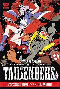 Tailenders - Poster / Capa / Cartaz - Oficial 1