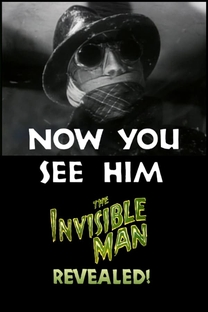Now You See Him: The Invisible Man Revealed! - Poster / Capa / Cartaz - Oficial 1