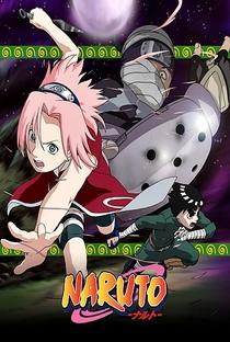 Naruto (2ª Temporada) - Poster / Capa / Cartaz - Oficial 3