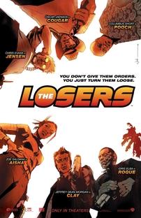 Os Perdedores - Poster / Capa / Cartaz - Oficial 4