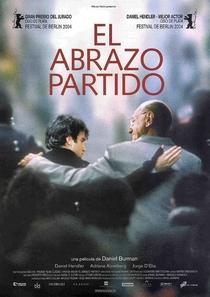 O Abraço Partido - Poster / Capa / Cartaz - Oficial 1