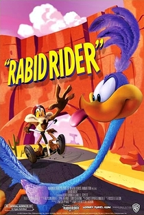 Rabid Rider - Poster / Capa / Cartaz - Oficial 1