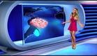 Programa da Sabrina (chamada) - Sabrina Sato garota do tempo do Jornal da Record