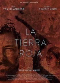A Terra Vermelha - Poster / Capa / Cartaz - Oficial 2