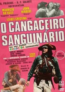 O Cangaceiro Sanguinário - Poster / Capa / Cartaz - Oficial 1