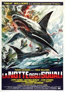 Night of the Sharks - Poster / Capa / Cartaz - Oficial 2