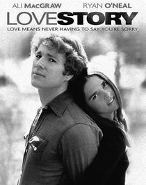 Love Story - Uma História de Amor - Poster / Capa / Cartaz - Oficial 1