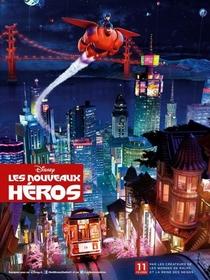 Operação Big Hero - Poster / Capa / Cartaz - Oficial 15