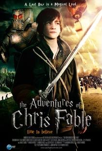 A Incrível Jornada de Chris Fable - Poster / Capa / Cartaz - Oficial 2