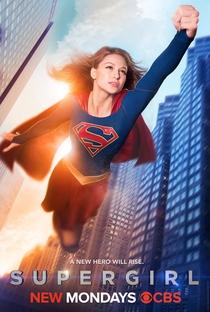 Supergirl (1ª Temporada) - Poster / Capa / Cartaz - Oficial 1