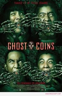Ghost Coins - Poster / Capa / Cartaz - Oficial 6