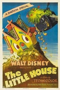 The Little House - Poster / Capa / Cartaz - Oficial 1
