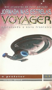 Jornada nas Estrelas: Voyager (1ª Temporada) - Poster / Capa / Cartaz - Oficial 3
