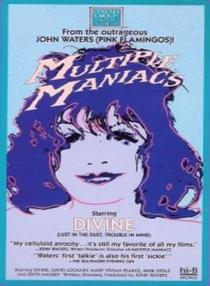 Multiple Maniacs - Poster / Capa / Cartaz - Oficial 4