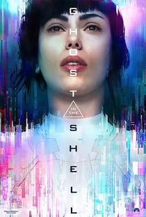A Vigilante do Amanhã: Ghost in the Shell - Poster / Capa / Cartaz - Oficial 4