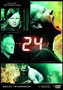 24 Horas (6ª Temporada) - Poster / Capa / Cartaz - Oficial 1