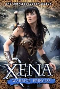 Xena: A Princesa Guerreira (4ª Temporada) - Poster / Capa / Cartaz - Oficial 1