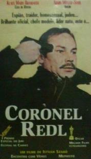 Coronel Redl - Poster / Capa / Cartaz - Oficial 4