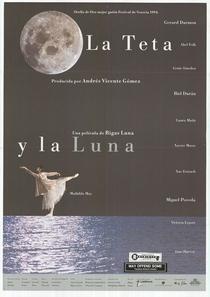 A Teta e a Lua - Poster / Capa / Cartaz - Oficial 1
