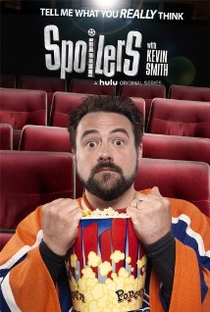 Spoilers with Kevin Smith (1ª Temporada) - Poster / Capa / Cartaz - Oficial 2