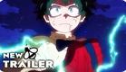 My Hero Academia: Two Heroes Trailer (2018) Boku no Hero Academia the Movie