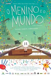 O Menino e o Mundo - Poster / Capa / Cartaz - Oficial 1