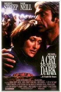 Um Grito no Escuro - Poster / Capa / Cartaz - Oficial 2