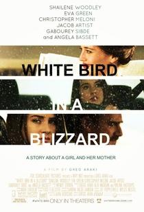 Pássaro Branco na Nevasca - Poster / Capa / Cartaz - Oficial 1