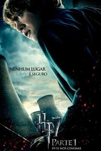Harry Potter e as Relíquias da Morte - Parte 1 - Poster / Capa / Cartaz - Oficial 22