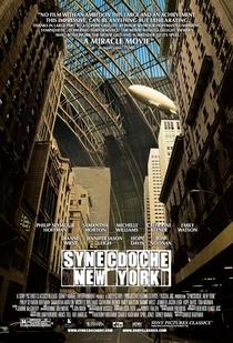 Sinédoque, Nova York - Poster / Capa / Cartaz - Oficial 3