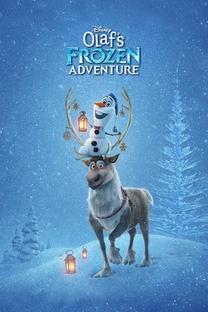 Olaf em Uma Nova Aventura Congelante de Frozen - Poster / Capa / Cartaz - Oficial 3