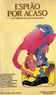 Espião por Acaso - Poster / Capa / Cartaz - Oficial 3