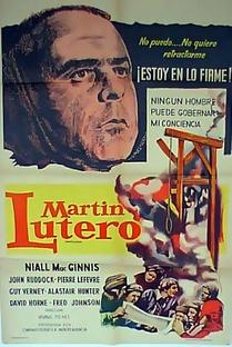 Martinho Lutero - Poster / Capa / Cartaz - Oficial 8