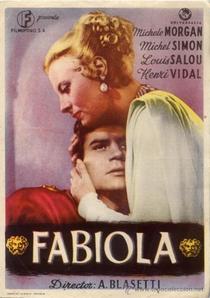 Fabíola - Poster / Capa / Cartaz - Oficial 3