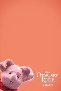 Christopher Robin: Um Reencontro Inesquecível - Poster / Capa / Cartaz - Oficial 16