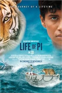 As Aventuras de Pi - Poster / Capa / Cartaz - Oficial 6