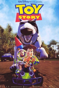 Toy Story - Poster / Capa / Cartaz - Oficial 2