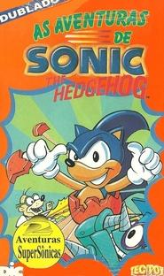 As Aventuras de Sonic - Poster / Capa / Cartaz - Oficial 2