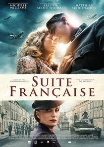 Suite Francesa - Poster / Capa / Cartaz - Oficial 1