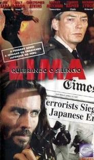 Lima - Quebrando o Silêncio - Poster / Capa / Cartaz - Oficial 2
