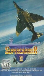 Supercarrier II - Poster / Capa / Cartaz - Oficial 1