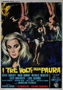 As Três Máscaras do Terror - Poster / Capa / Cartaz - Oficial 5