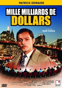 Mille milliards de dollars  - Poster / Capa / Cartaz - Oficial 3