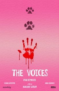 As Vozes - Poster / Capa / Cartaz - Oficial 2