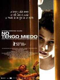 Eu Não Tenho Medo - Poster / Capa / Cartaz - Oficial 2