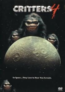 Criaturas 4 - Poster / Capa / Cartaz - Oficial 1