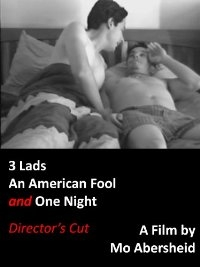 3 Lads, an American Fool and One Night - Poster / Capa / Cartaz - Oficial 1
