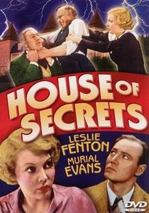 The House of Secrets - Poster / Capa / Cartaz - Oficial 1