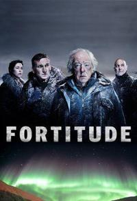 Os Crimes de Fortitude (1ª Temporada) - Poster / Capa / Cartaz - Oficial 2
